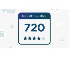 720 credit score only $129 in 35 days with black mastercard